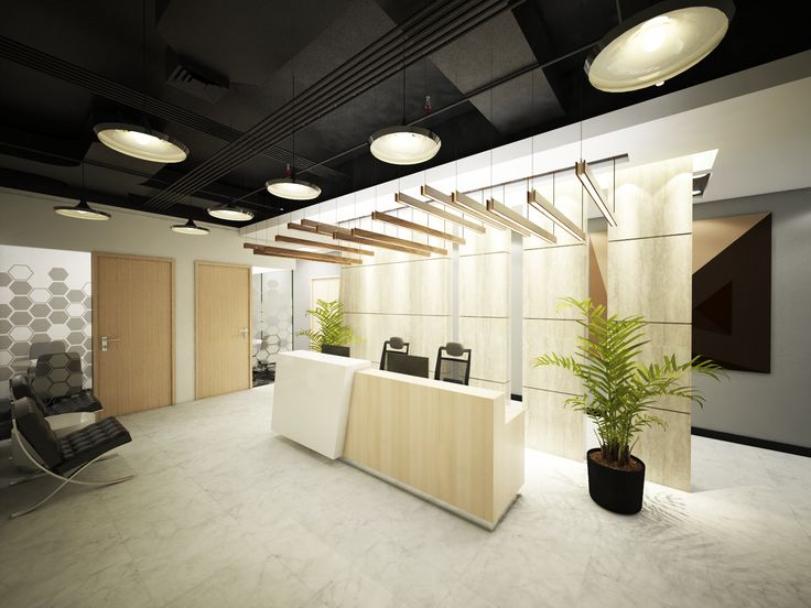 Reception - Front Desk - Serviced office Philippines