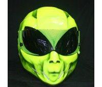 Lumi Alien B Airbrush Helmet