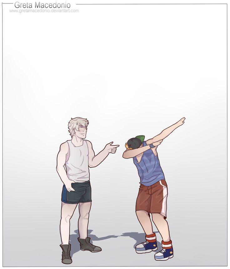 APH - Dubber Art by Greta Macedonio on Deviantart. www.gretamacedonio.deviantart.com