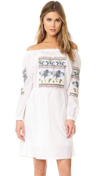 [ $321.00 ] Needle & Thread Cross Stitch Dress
