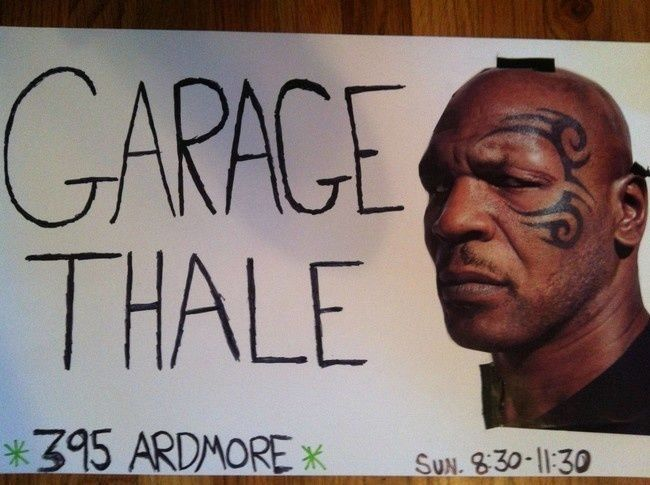 29 Brilliantly Honest Yard Sale Signs... #28 Is Hilarious.