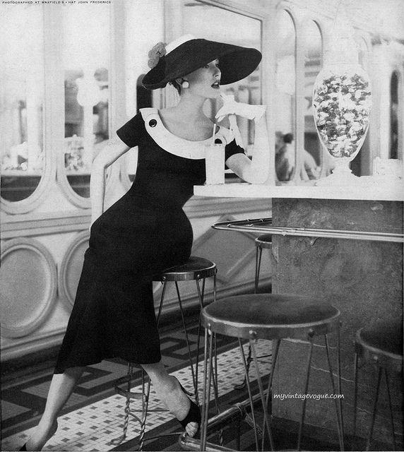 Adele Simpson 1956  Mary Jane Russell