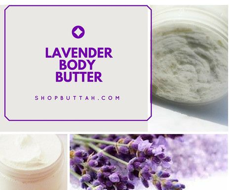 Create your own lavender body butter http://www.shopbuttah.com/collections/create-your-own-body-butter
