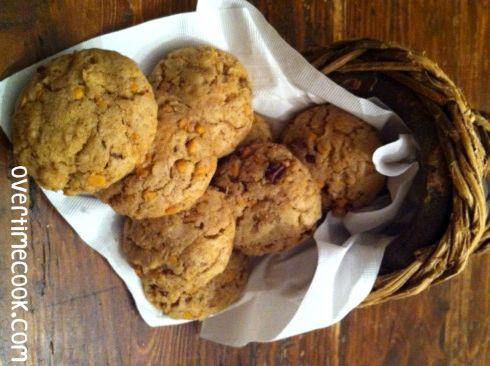 oatmeal-butterscotch cookies | Food | Pinterest