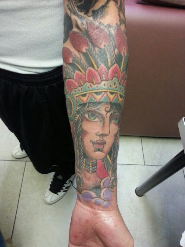 Tyler Triumph Tattoo Reno