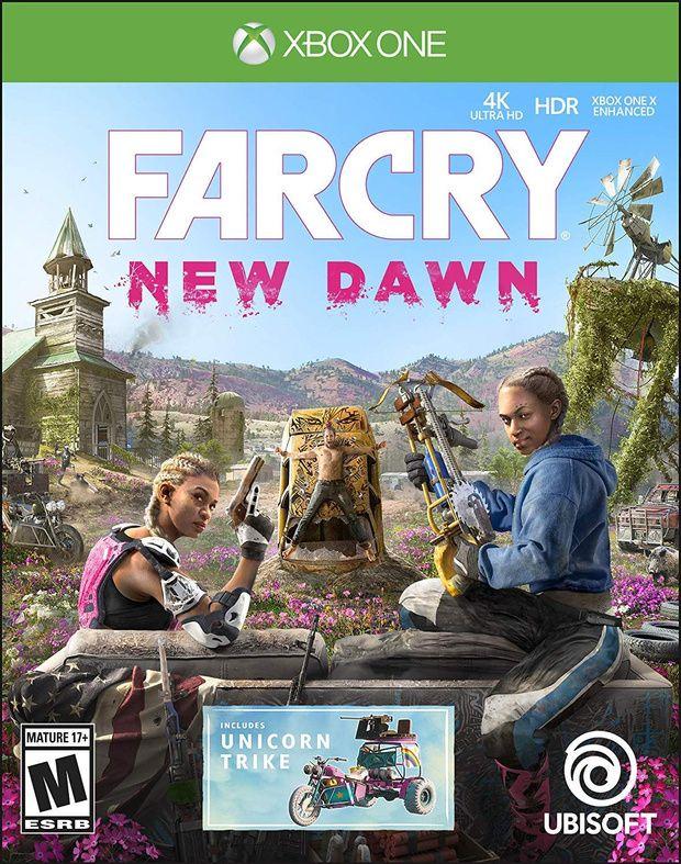 Far Cry New Dawn (****) Ubisoft, Xbox one, Playstation 4