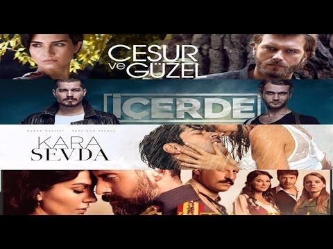 TOP 10 Turkish Series 2016/2017 (YOU MUST SEE IT!)