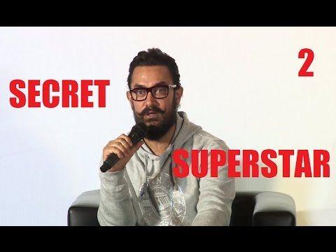 SECRET SUPERSTAR teaser launch | Aamir Khan, Advait Chandan | PART 1
