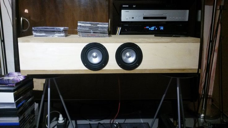 Mark Audio CHR-70 Bi-Center