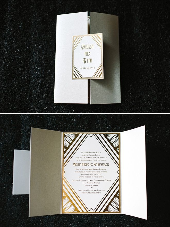 114 best invitations images on pinterest wedding blog 1920s inspired invitations isabella invitations wedding invitations stopboris
