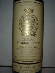 2001 Château Gruaud Larose