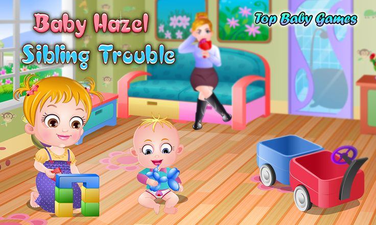 Baby Hazel does her best to disturb her nanny and keep her busy with some or the other work. https://play.google.com/store/apps/details?id=air.org.axisentertainment.BabyHazelSiblingTrouble