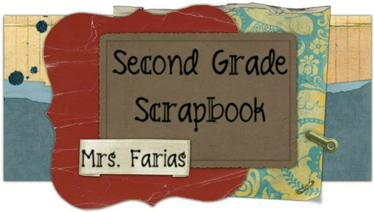 Second Grade Scrapbook: Daily Five Reading