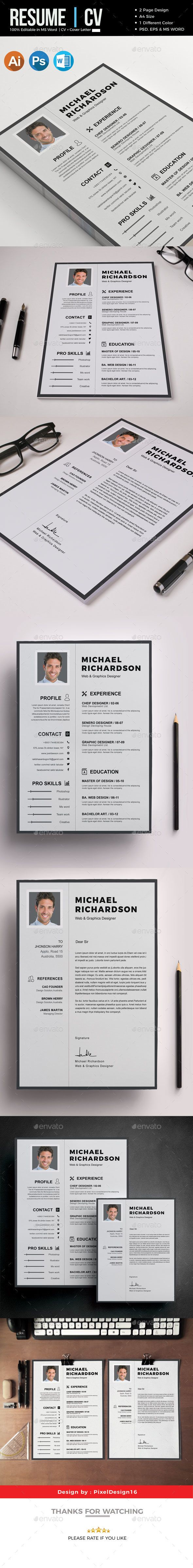 Resume CV 19 best Resume images