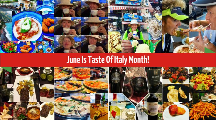 Announcing #TasteOfItaly month at #CinfullySimple! Now THAT's #Italian!