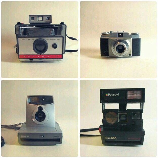 Vintage cameras for sale!