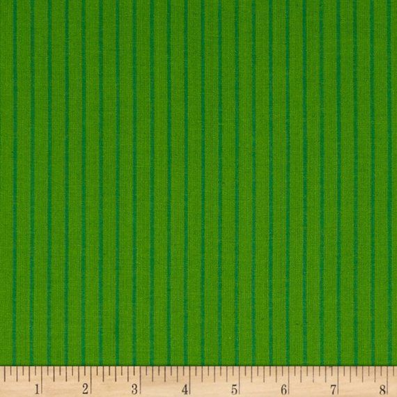Contempo Warp and Weft Green Stripe Green – #Conte…