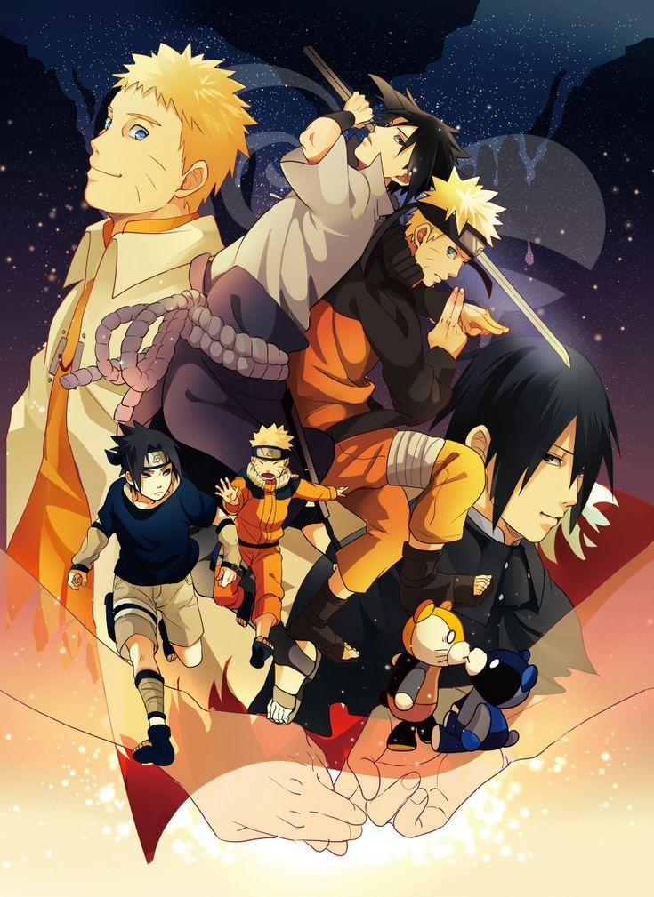 Pin de Kage em Naruto&Sasuke | Naruto personagens, Boruto ...