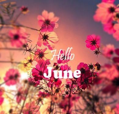 Hallo Juni.♥ - Das Mädchen, dass den Himmel berührt..