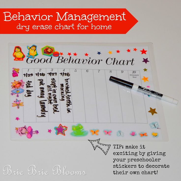 top 25+ best behavior charts for home ideas on pinterest | home