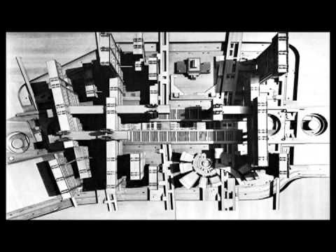 """IIT Architecture Lecture Series: Kenneth Frampton, """"World Megalopoli and..."""