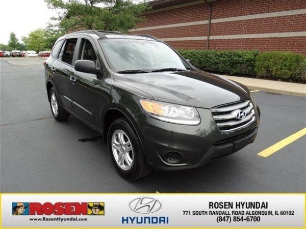 Used 2012 Hyundai Santa Fe for Sale in Algonquin, IL – TrueCar
