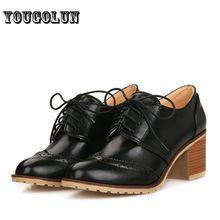 Amarillo negro azul beige inglaterra encaje casual piso mujer oxfords zapatos borla para la mujer ladies otoño primavera mediados de talones oxford(China (Mainland))