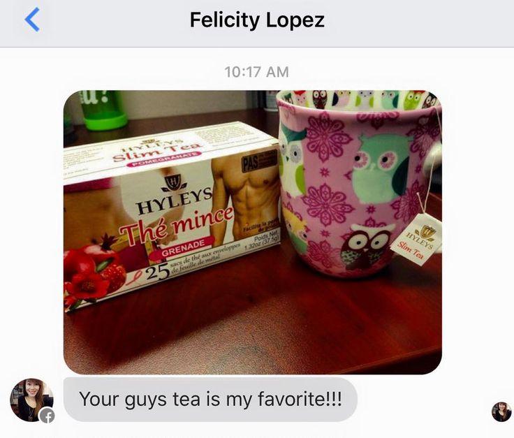 Hyleys Slim Tea Goji Berry Reviews
