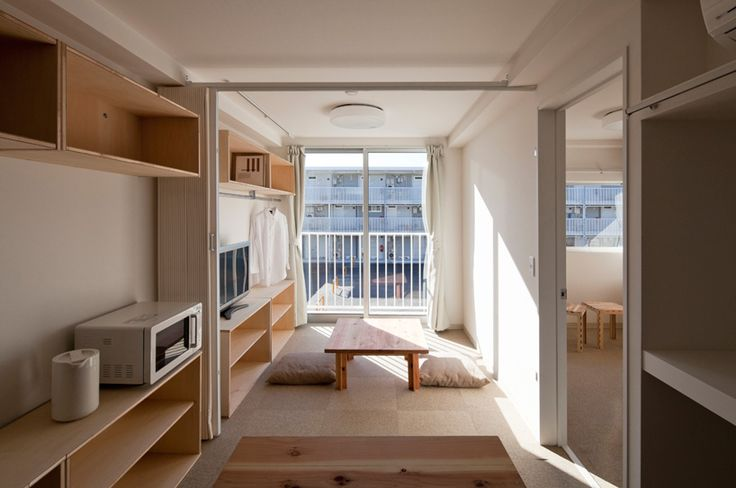 Shigeru Ban - Onagawa temporary container housing (2011)