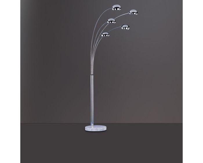 Stojací lampa WOFI ACTION WO 370905010000 | Uni-Svitidla.cz Moderní #stojací #lampa vhodná jako doplňkové osvětlení interiérových prostor #modern #lamp #floorlamp #lamps #stojacilampy #lampy #design #professional #shades