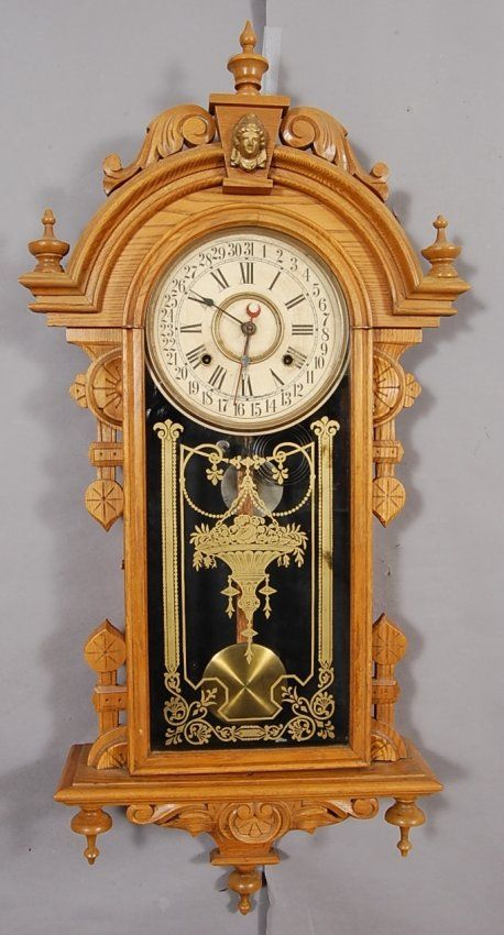 120 Best Images About Victorian Clocks On Pinterest