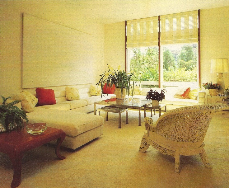 17 Best Images About 60s 80s Interiors On Pinterest