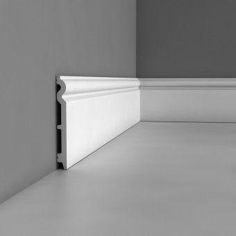 Floor skirting - 140 mm high!