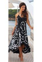 11.11 venta nueva moda 2015 verano tradicional imprimir summer dress, sexy mujeres sin mangas de la playa vestido casul mujeres tops tee(China (Mainland))