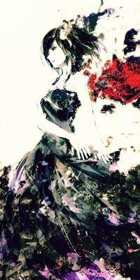 99px.ru аватар Киришима Тока / Kirishima Touka из аниме Tokyo Ghoul / Токийский Гуль