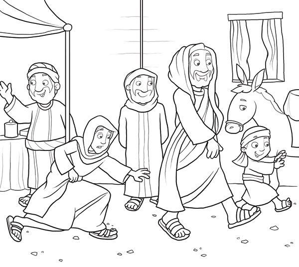18 best Jesus 39 Miracles Coloring pages images on Pinterest