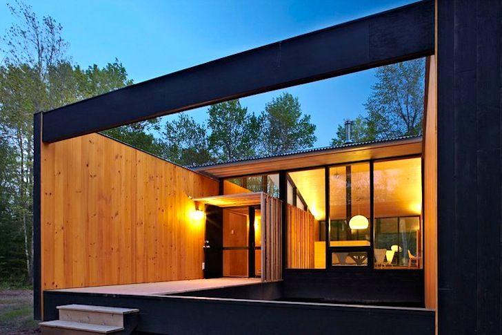 Green Wood House  - Case in legno eco sostenigili