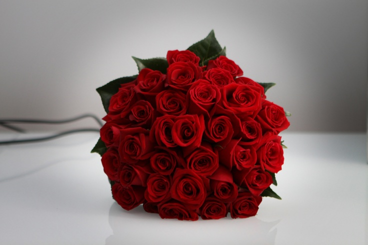 13 best RED ROSES :) ♥ images on Pinterest | Bunch of red roses ...