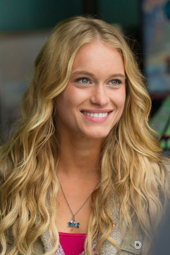 Leven Rambin (born May 17, 1990)[1] is an American actress. She is best known for playing look-alike half-sisters Lily Montgomery and Ava Benton on All My Children (2004–2008) and her recurring roles in Grey's Anatomy, Terminator: The Sarah Connor Chronicles, One Tree Hill, Wizards of Waverly Place, and CSI: Miami. She appeared in the 2012 movie The Hunger Games, as the District 1 tribute Glimmer, and appeared as Clarisse La Rue in 2013's fantasy film Percy Jackson: Sea of Monsters.