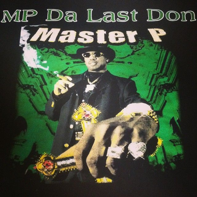 """1998 Master P no limit records t-shirt #madeinusa #masterp"""