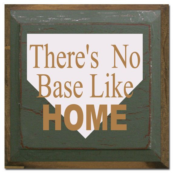 No Base Like Home @Rhawnie Closs Roanhaus Simons and @Jamie Wise Dansby and @Jenny Chambers
