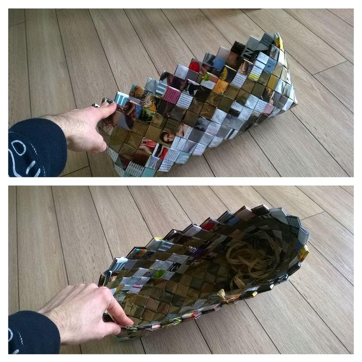 #paper #bag #diy #handmade