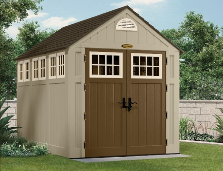 22 Collections of Suncast Storage Sheds