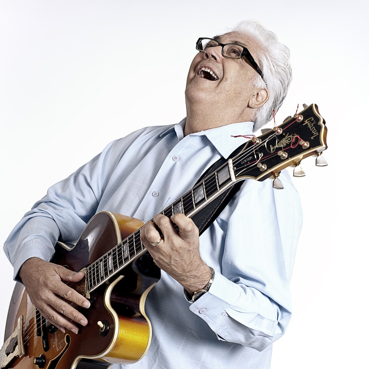 Larry Coryell (born April 2, 1943) is an American jazz fusion guitarist.