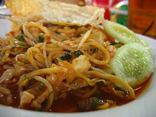 """""""Mie Aceh"""" - Indonesian Food"""