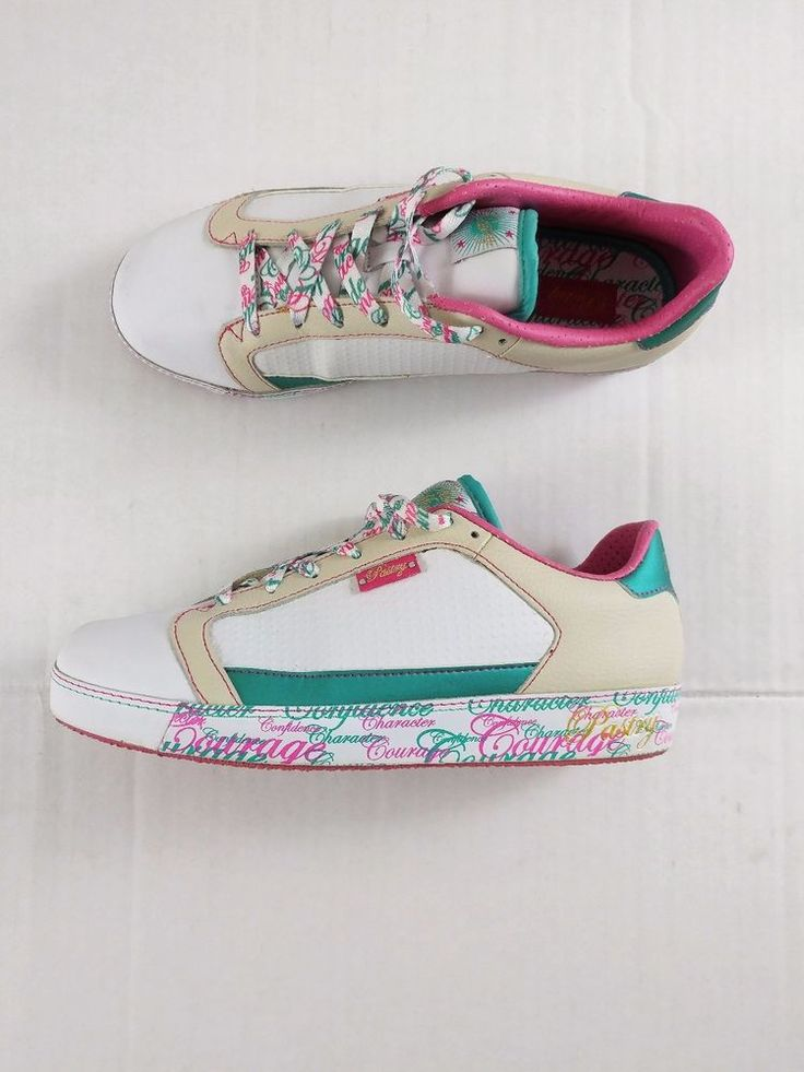 """Women's Pastry Cookie """"THIN MINTS""""  Leather Tennis Shoes Sneakers Size 8.5  #Pastry #Tennis"""