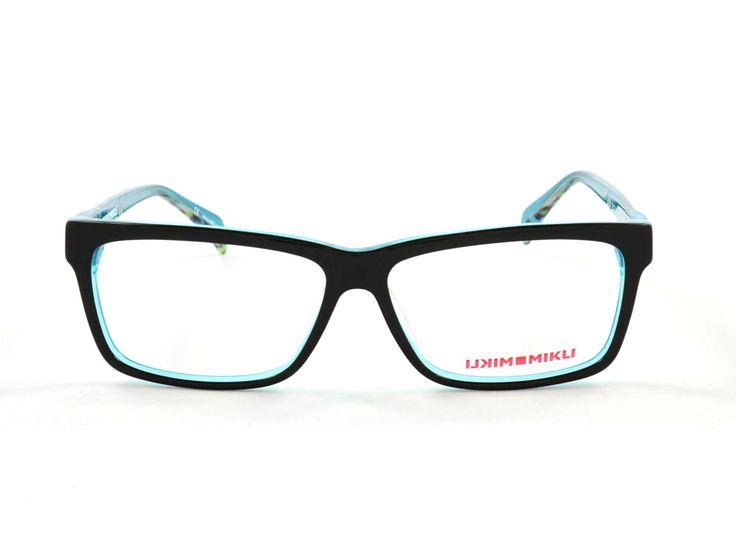 Alain Mikli Gleitsichtbrille ML1230 C013 57 Schwarz (Gleitsichtbrillen) Brillen online kaufen