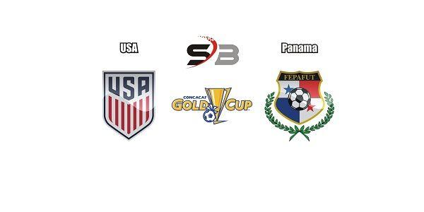 Prediksi bola Amerika Serikat vs Panama pertandinganperdanaPiala Emas Concacaf bertemu dua negara Amerika Latin akan berlangsung bertempat di Nissan Stadium, Nashville, Tennessee pada tanggal 09 Juli 2017.    Pasukan Amerika Serikat sering disebut dengan julukan The Stars mempersiapkan skuad tim setelah pada pertandingan persahabatan menang tipis atas Ghana serta datang ke markas besar Nashville. Sang manajer Bruce