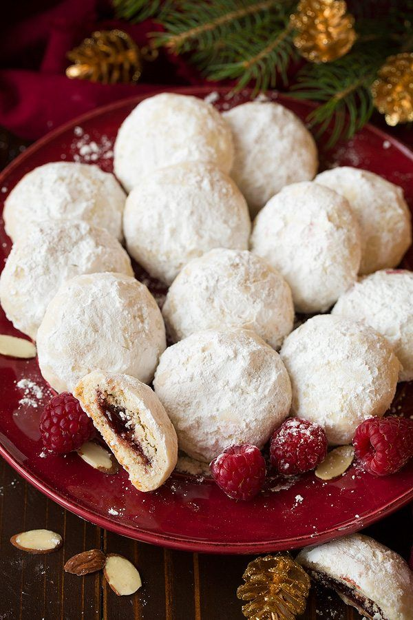 Say hello to one of your new favorite Christmas cookies! Okay I hope they'll become a favorite for you but I can say for me these are most definitely one o