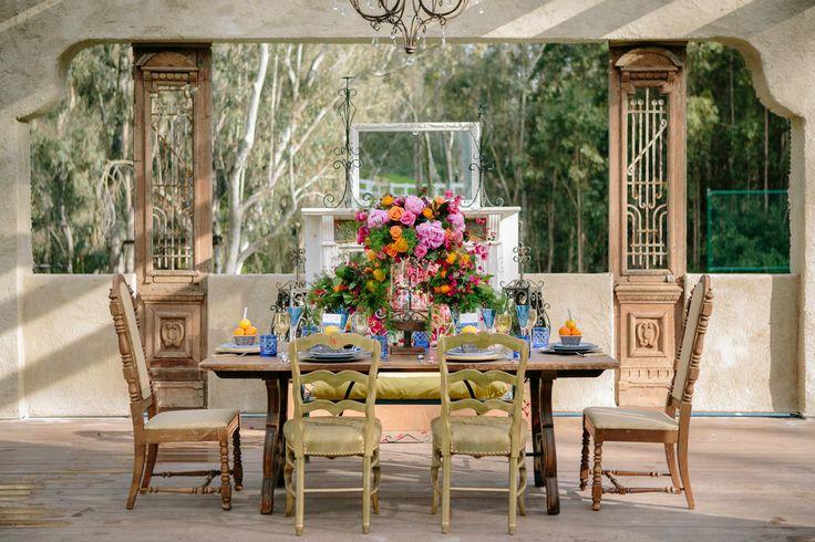 Estate Weddings and Events Management Services | La Bella Vida San Diego Weddings | Venuelust